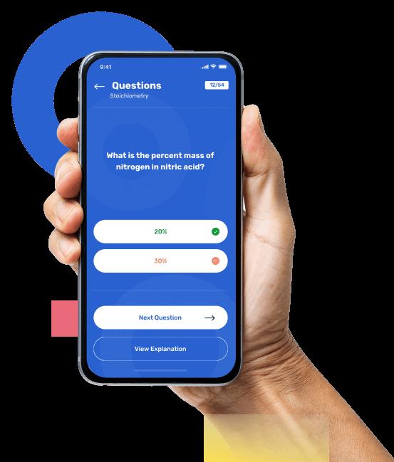 MCAT Prep App Flashcards