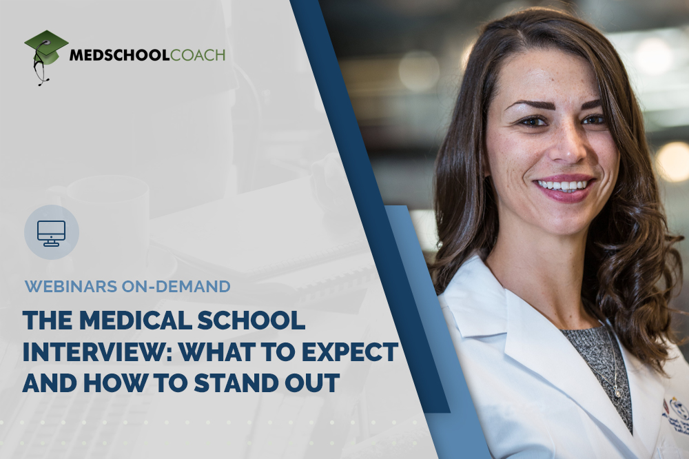The Medical School Interview - What to Expect and How to Stand Out