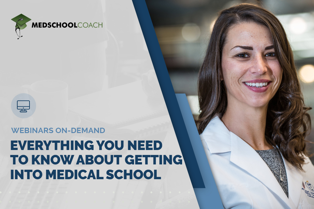Everything You Need to Know About Getting Into Medical School