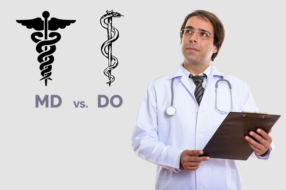 What's the difference between an MD and DO degree?