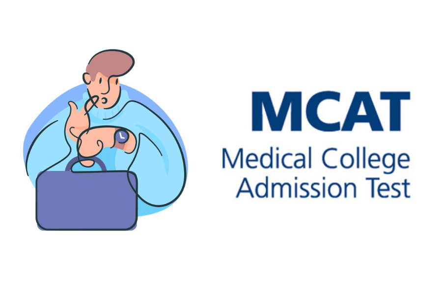 Latest date to take the MCAT