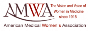 AMWA (American Medical Women's Association) logo
