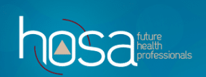 HOSA Future Health Professionals logo