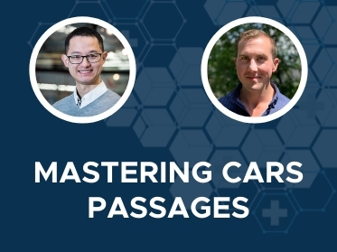 Mastering CARS Passages