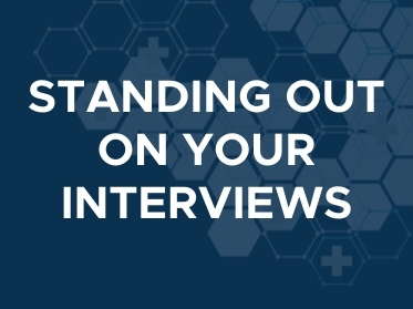 Standing Out on Your Interviews